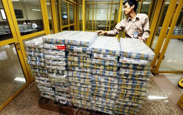 Uang Peru Dicetak oleh Indonesia, Begini Faktanya