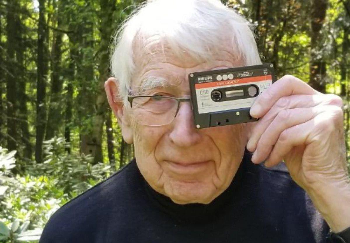 Penemu Kaset dan CD Meninggal Dunia, Terima Kasih Lou Ottens!