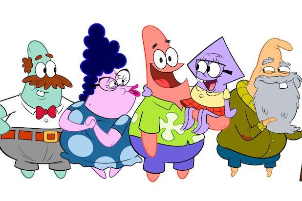 The Patrick Star Show Dapatkan Lampu Hijau Dari Nickelodeon