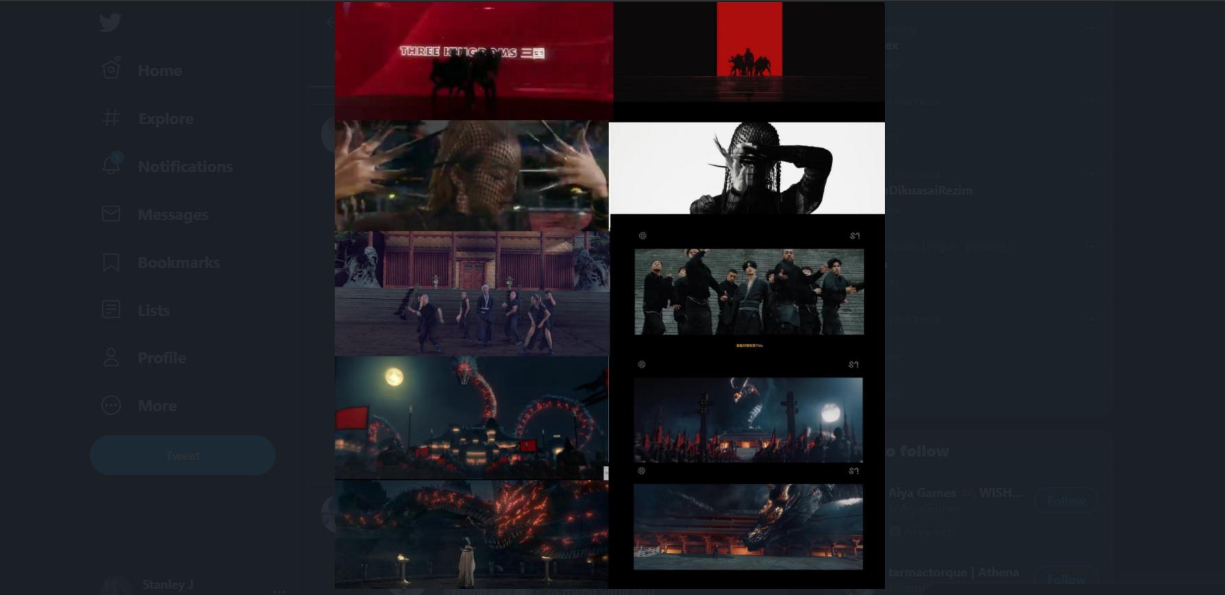 Video Musik Lay EXO 'Lit' Dicontek Oleh Raja Terakhir?