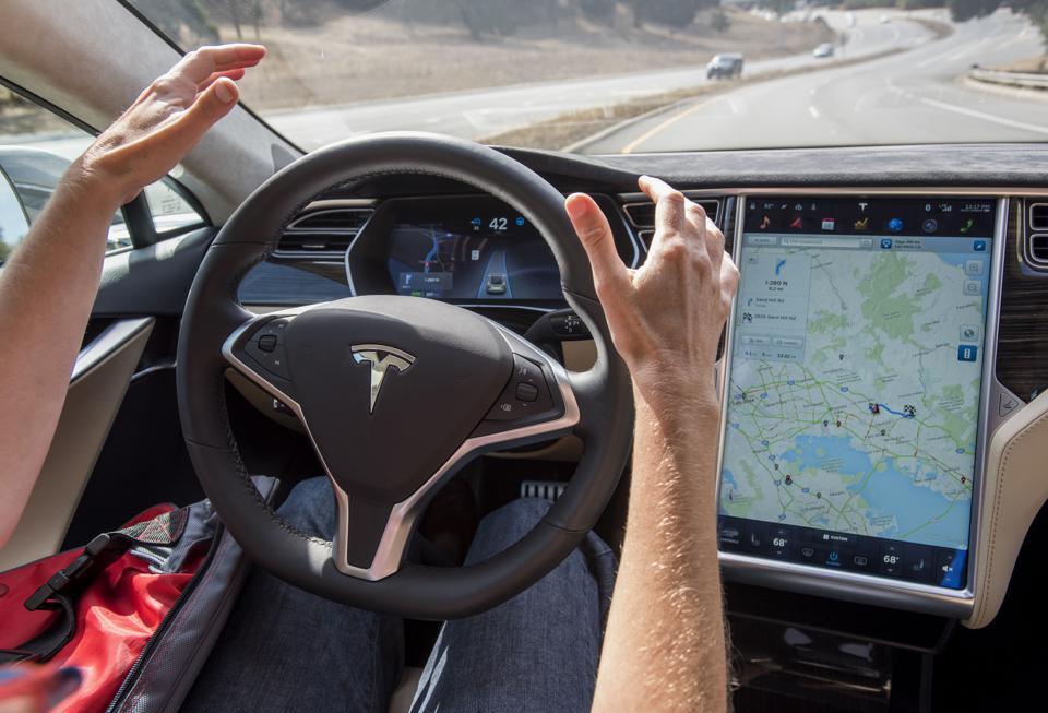 Tesla Full Self Driving