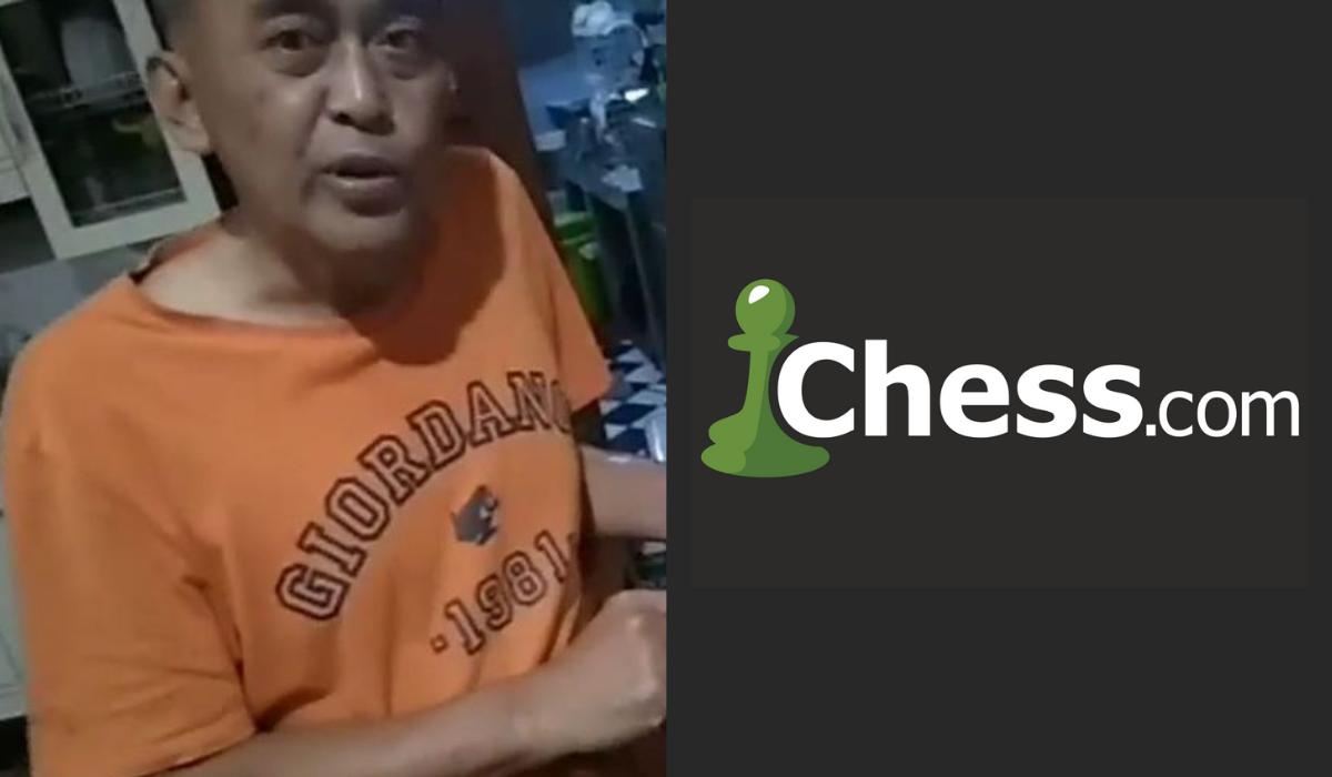 Dewa Kipas Diblokir Dari Chess.com Karena Alasan Ini