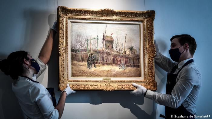 Lukisan Van Gogh Laku Rp222 Miliar