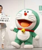 Doraemon Hijau Jadi Duta UNIQLO Untuk Global Sustainability Ambassador