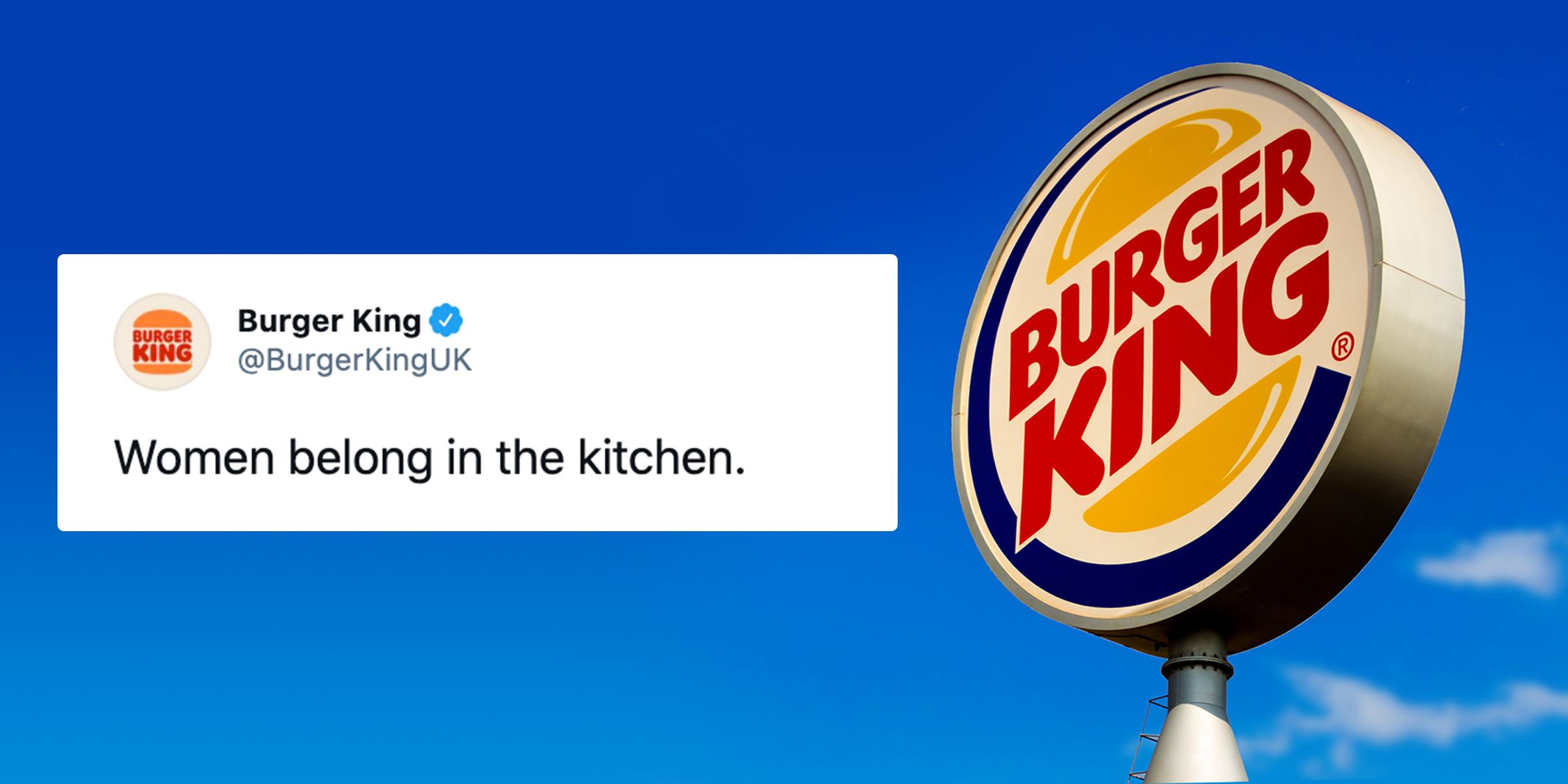 Burger King UK Minta Maaf Tweetnya Tuai Kontroversi