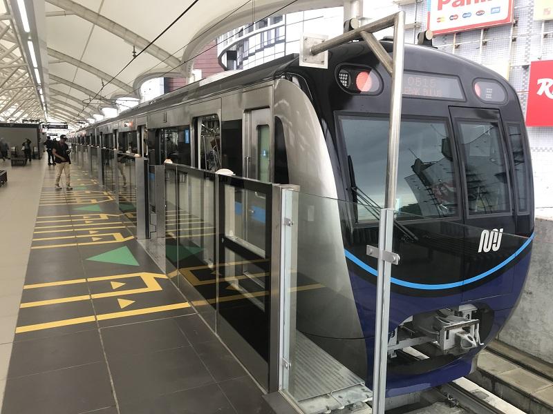 Apakah Lo Pengguna MRT yang Baik? Cari Tau disini!