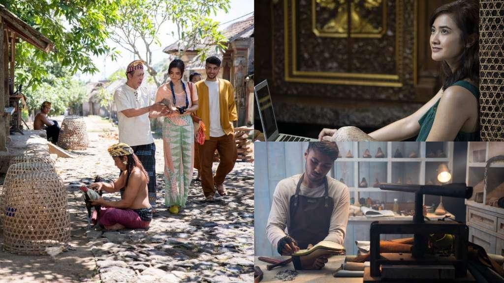 A Perfect Fit, Film Netflix Indonesia Pertama. Siapa Pemerannya?
