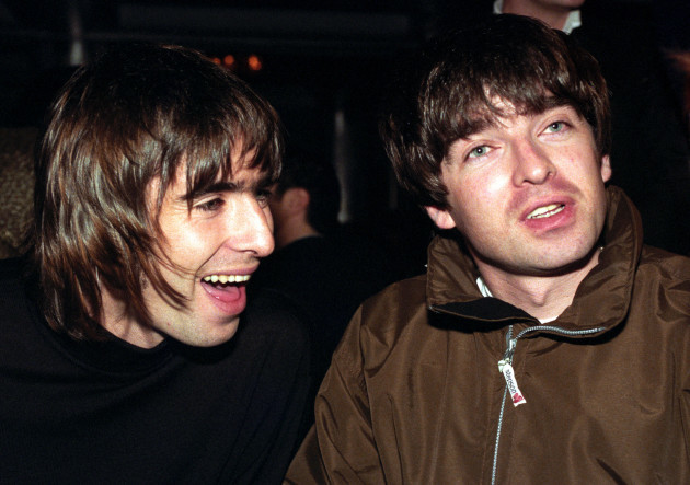 Liam Gallagher dan Noel Bikin Perusahaan Bersama: Udah Selesai Berantem?