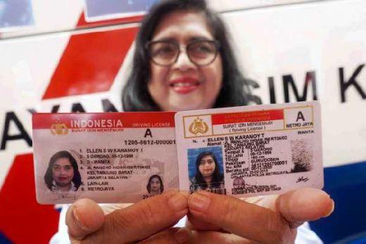 Perpanjang dan Bikin SIM Online Siap Beroperasi Bulan Depan!