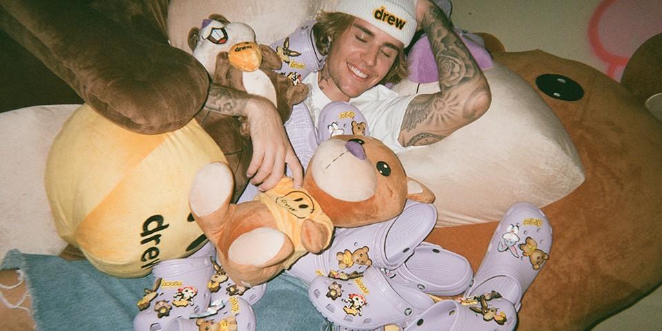 Justin Bieber Rilis Koleksi Crocs Terbaru, Trend Lagi?