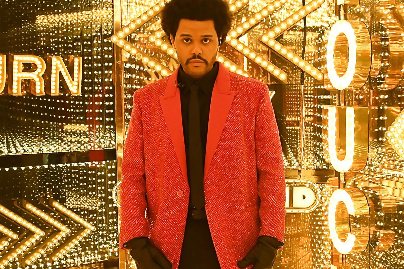 The Weeknd Akan Rilis Lagu dalam Bentuk NFT