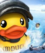 B.duck Membawa Misi di PUBG Mobile, Gemes!