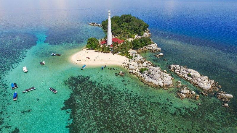 Geopark Belitung Masuk UNESCO Global Geopark!