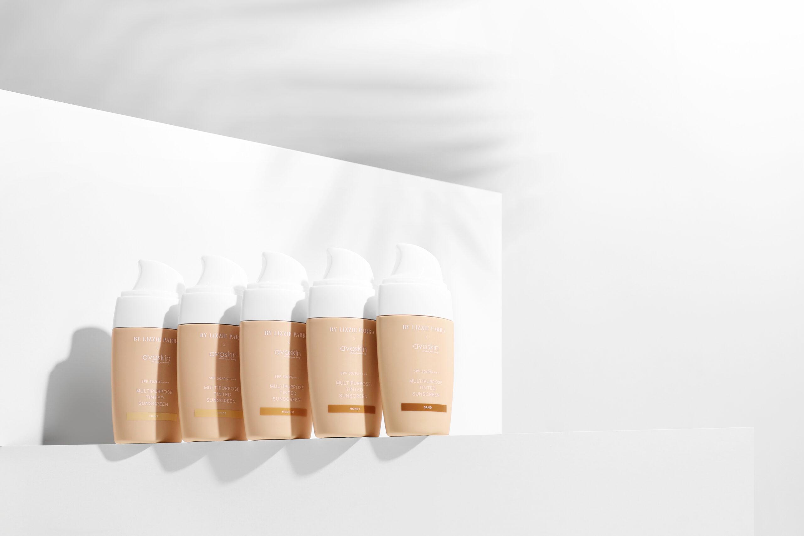 BLP Beauty x Avoskin Tinted Sunscreen