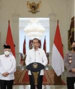 Jokowi Jamin Pendidikan Anak Awak KRI Nanggala-402