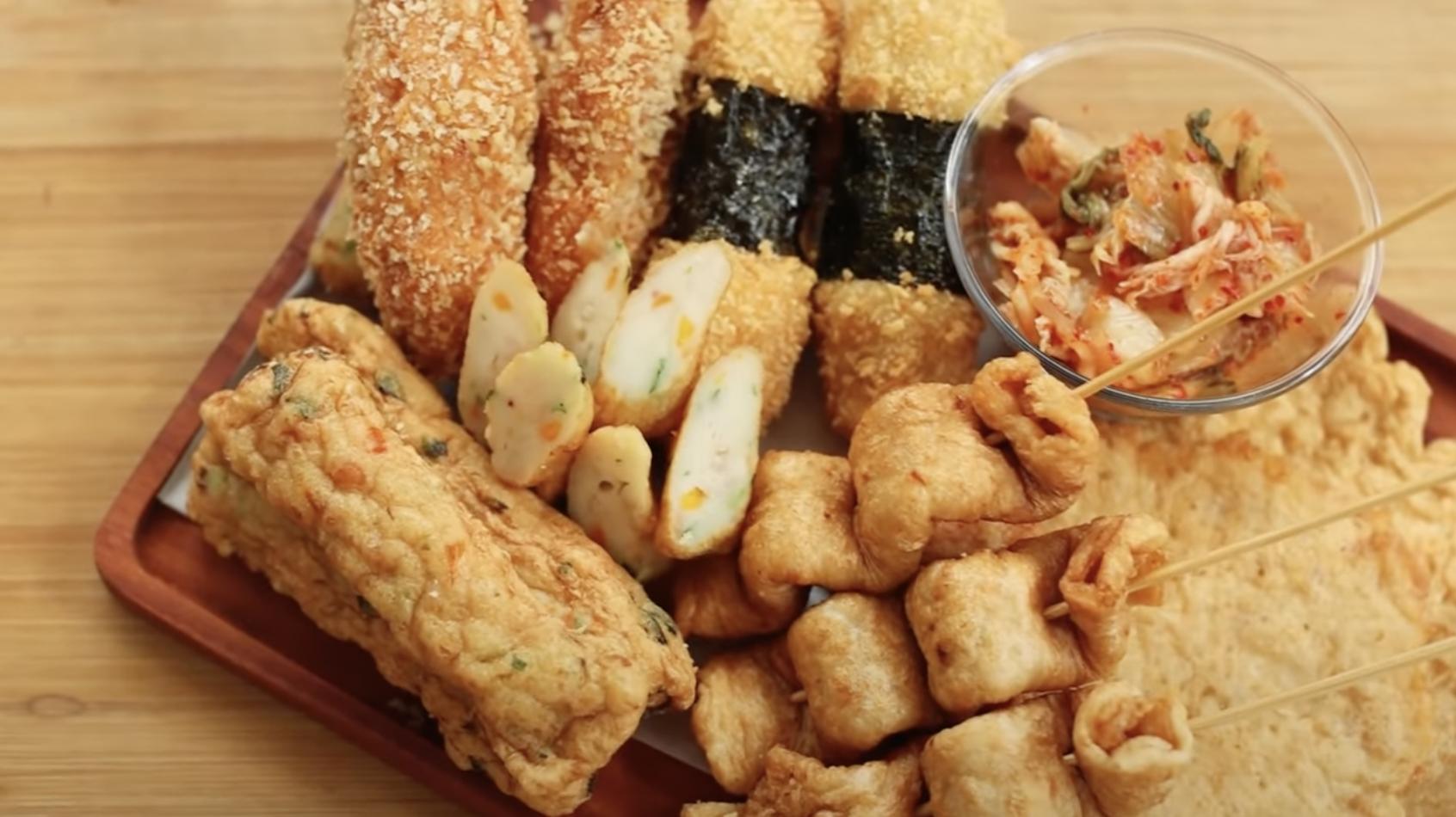 Korean Fish Cake by Devina