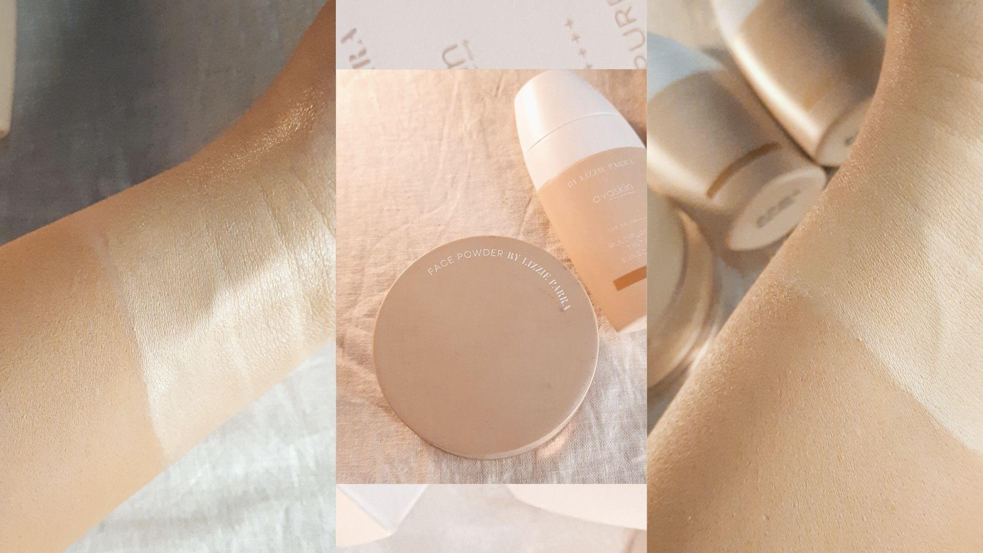 Multipurpose Tinted Sunscreen, powdered