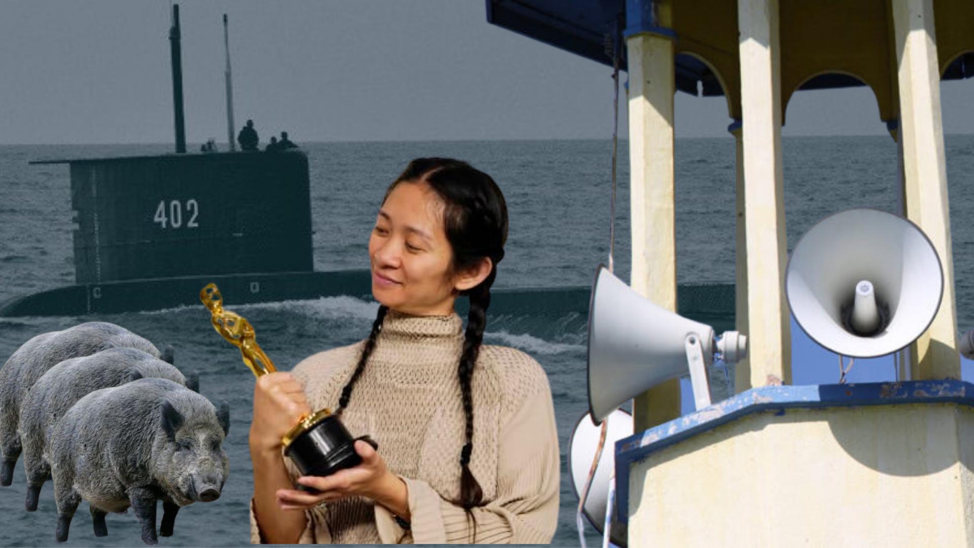 KRI Nanggala, Chloe Zhao, Hingga Babi Ngepet Hoaks Jadi Topik Hangat Minggu ini!