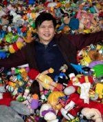 Percival Lugue, Pria Filipina yang kumpulkan mainan fast-food