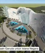 Desain Garuda Istana Negara Dibully, Jokowi Angkat Suara