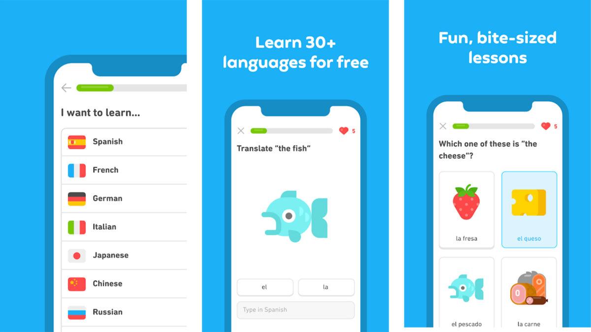 Duolingo, Aplikasi Gratis yang M