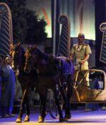 Prosesi Pemindahan Mumi Mesir