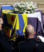 Prince Philip's Coffin