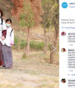 Vaksinasi di Bhutan, 500 Ribu Warga Dalam Waktu 9 Hari!
