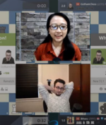Irene SUkandar vs GothaChess seri