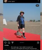 Lumpur Lapindo Jadi Latar Foto Fashion Show, Tuai Pro Kontra di Media Sosial
