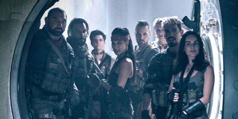Trailer Army of The Dead rilis