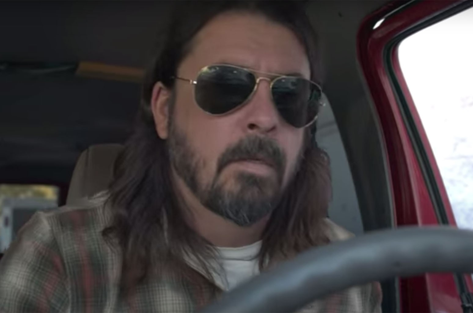 Dave Grohl in What Drives Us