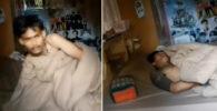 Seorang Maling Ketiduran Ketika Tengah Mencuri, Dibangunkan Polisi yang Juga Pemilik Rumah