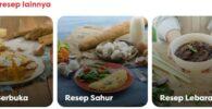 menu buka puasa sehat