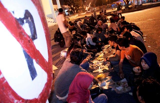 Sahur On The Road Ramadan Tahun Ini Dilarang Oleh Polda Metro