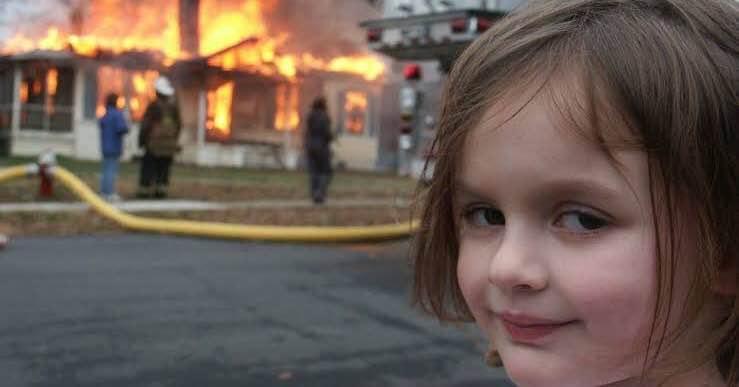 Meme Disaster Girl Terjual Seharga Rp 7 Miliar Lewat NFT