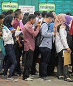 Pengangguran Muda RI Tertinggi Se-Asia Tenggara!