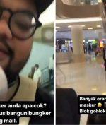 Sebut Pengguna Masker Goblok, Pria Ini Ditangkap Polisi