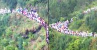 Jalan Tikus Macet yang Viral Bukan Dipenuhi Pemudik, Tapi Komunitas Motor Trail