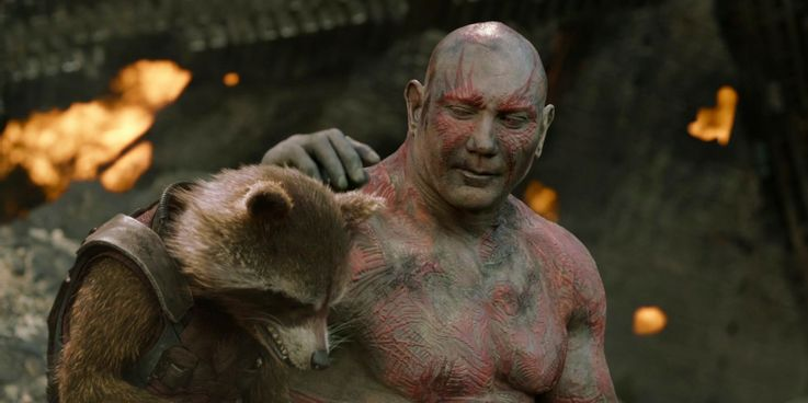Drax Bakal Berakhir di 'Guardians of the Galaxy 3'?