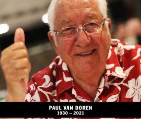 Pendiri Vans Paul Van Doren Tutup Usia