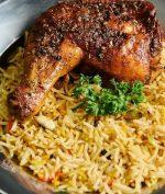 """Nasi Kebuli Ayam Panggang """"Jumbo"""", Rekomendasi Jajan Online Untuk Berbuka Nanti"""