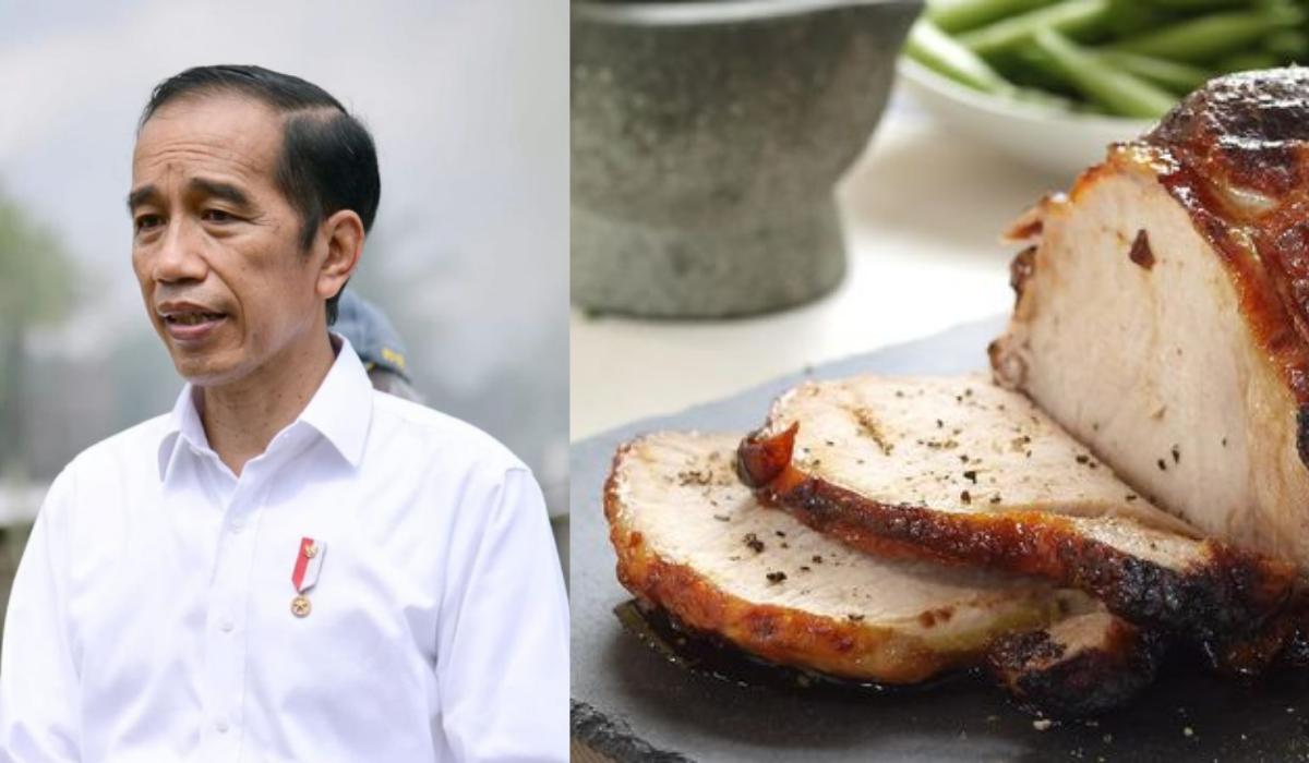 """Jokowi """"Endorse"""" Bipang di Pidato: Mendag Angkat Suara, Pedagang Kebanjiran Pesanan"""