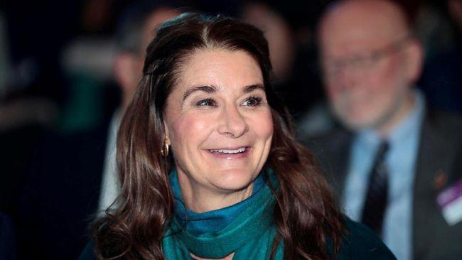 Tenangkan Diri Usai Perpisahan, Melinda Gates Sewa Pulau Rp 1,8M!