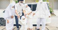 Lebaran Idul Fitri di pandemi