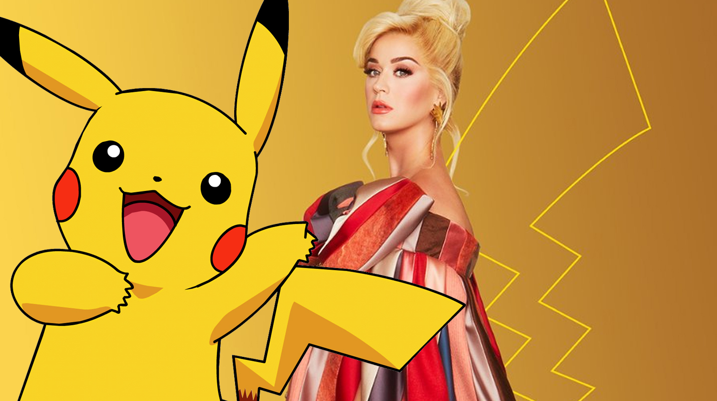 Katy Perry dan Pokemon Kolaborasi Dalam Single 'Electric'!