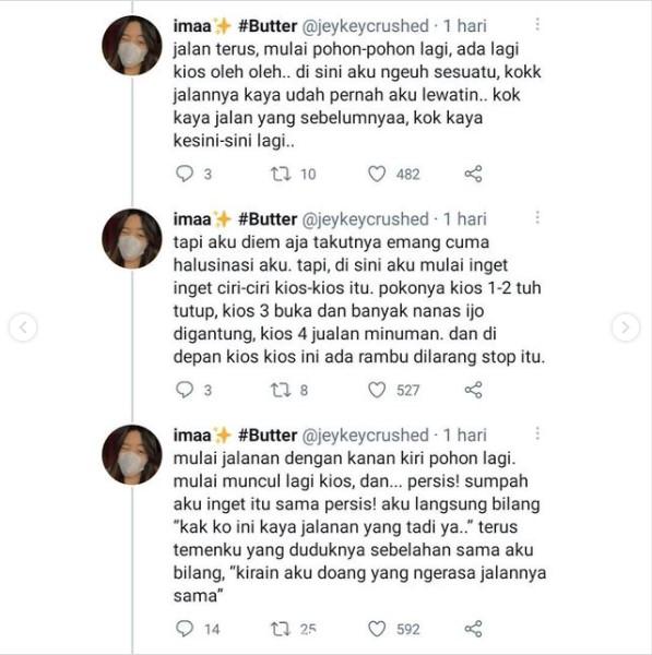 """Rute Misterius Subang Ciater, Tersesat Sampai """"Ujung"""" Dunia!"""