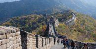 Dua Turis Kena Blacklist, Dilarang Masuk ke Tembok China!