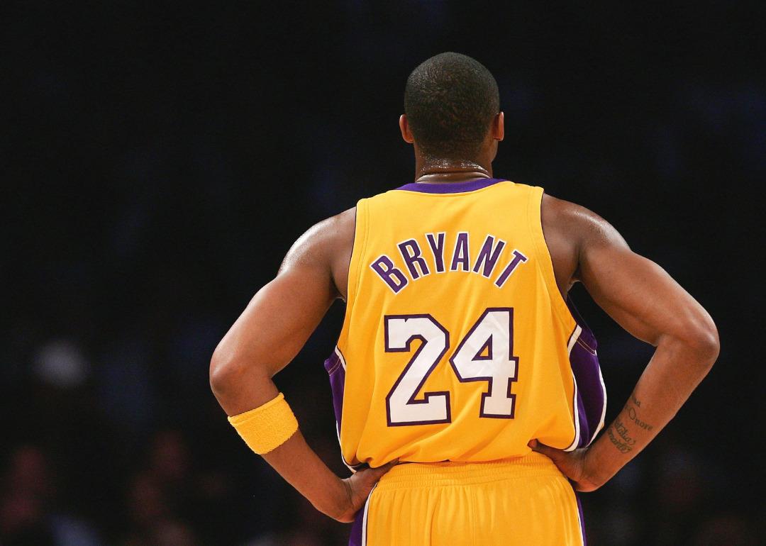 Kobe Bryant Resmi Dilantik Masuk Hall of Fame 2020