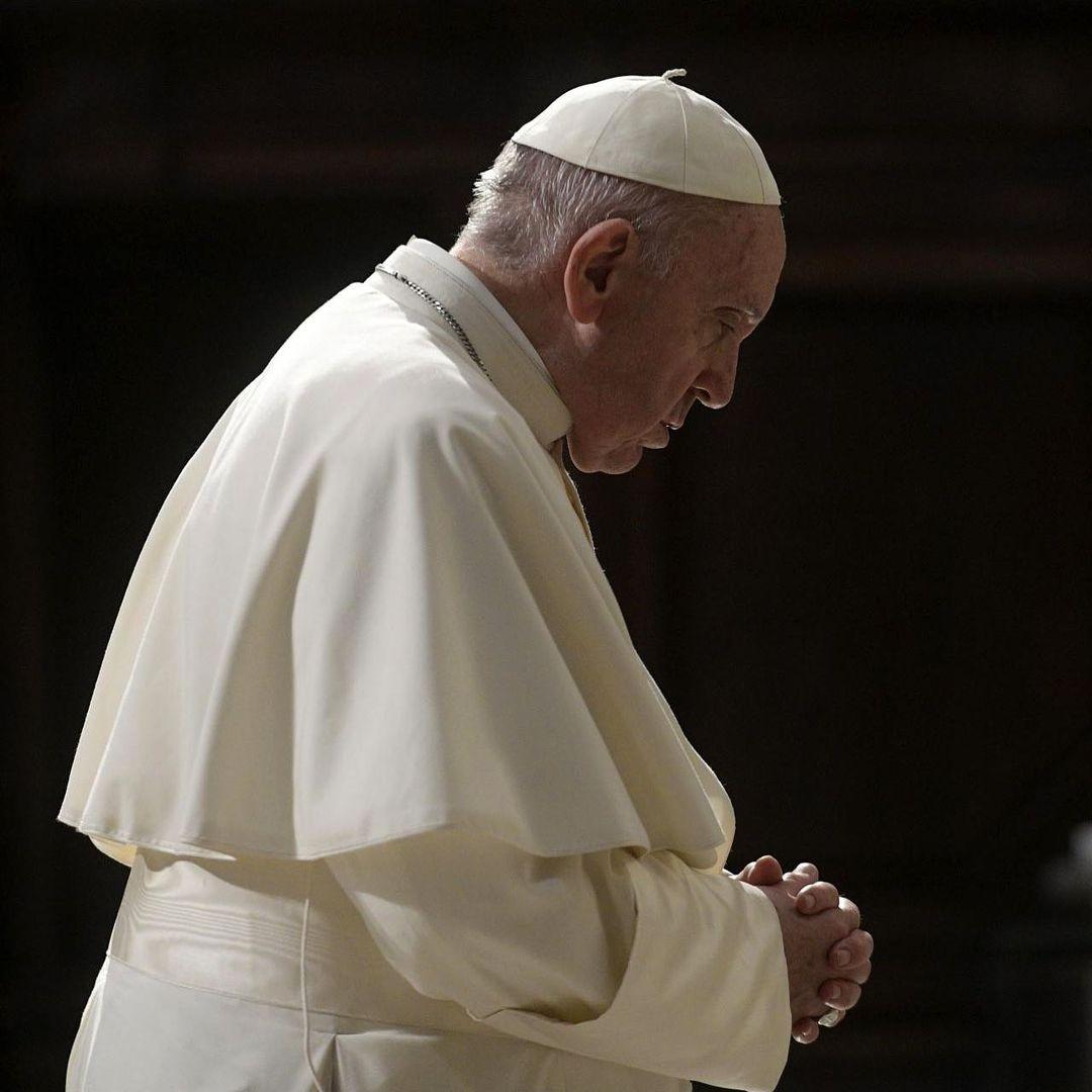 Paus Fransiskus: Hentikan Agresi Israel